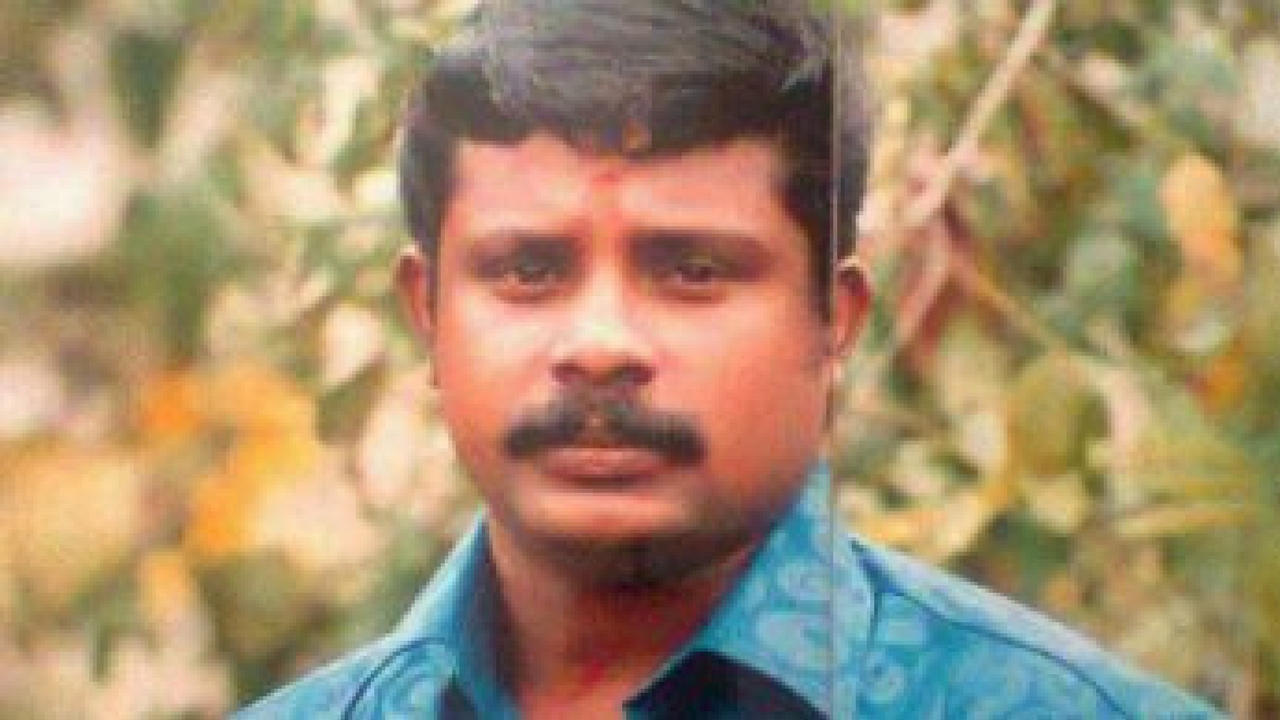 RSS rajesh murder 6 arrested