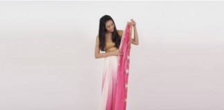 sari tips how to look slim in sari