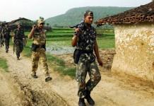 four company crpf jawans deployed at darjeeling
