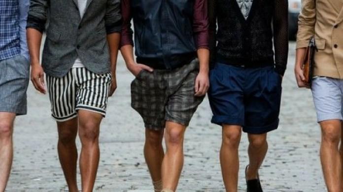 shorts ban in public