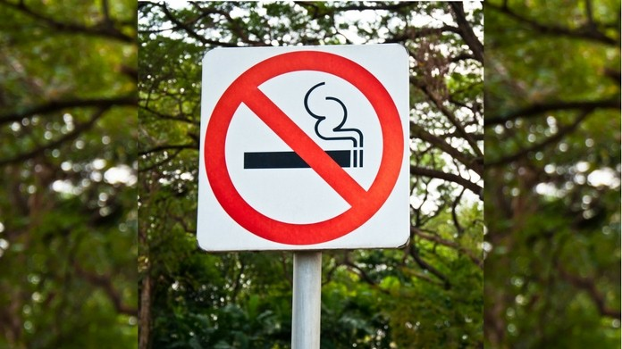 smoking in public govt got more than one lakh as fine
