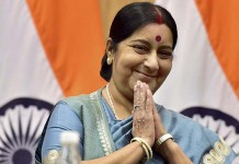 sushma-swaraj sushma swaraj send letter in kuwait issue