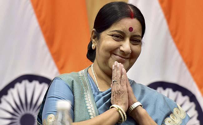 sushma-swaraj sushma swaraj send letter in kuwait issue