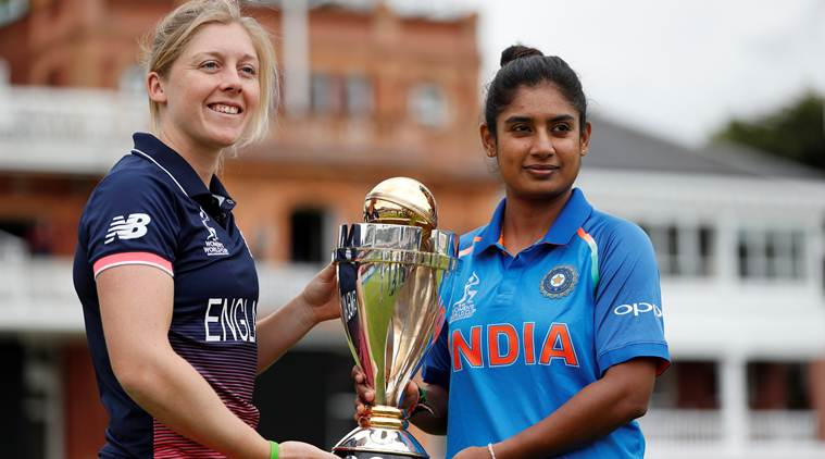 Women's Cricket World Cup Final Preview - England & India Nets & Press Conference