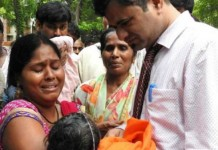 Dr kafeel gets suspension as reward for saving lives of children Gorakhpur