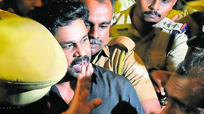 dileep Kochi actress attack charge-sheet against Dileep