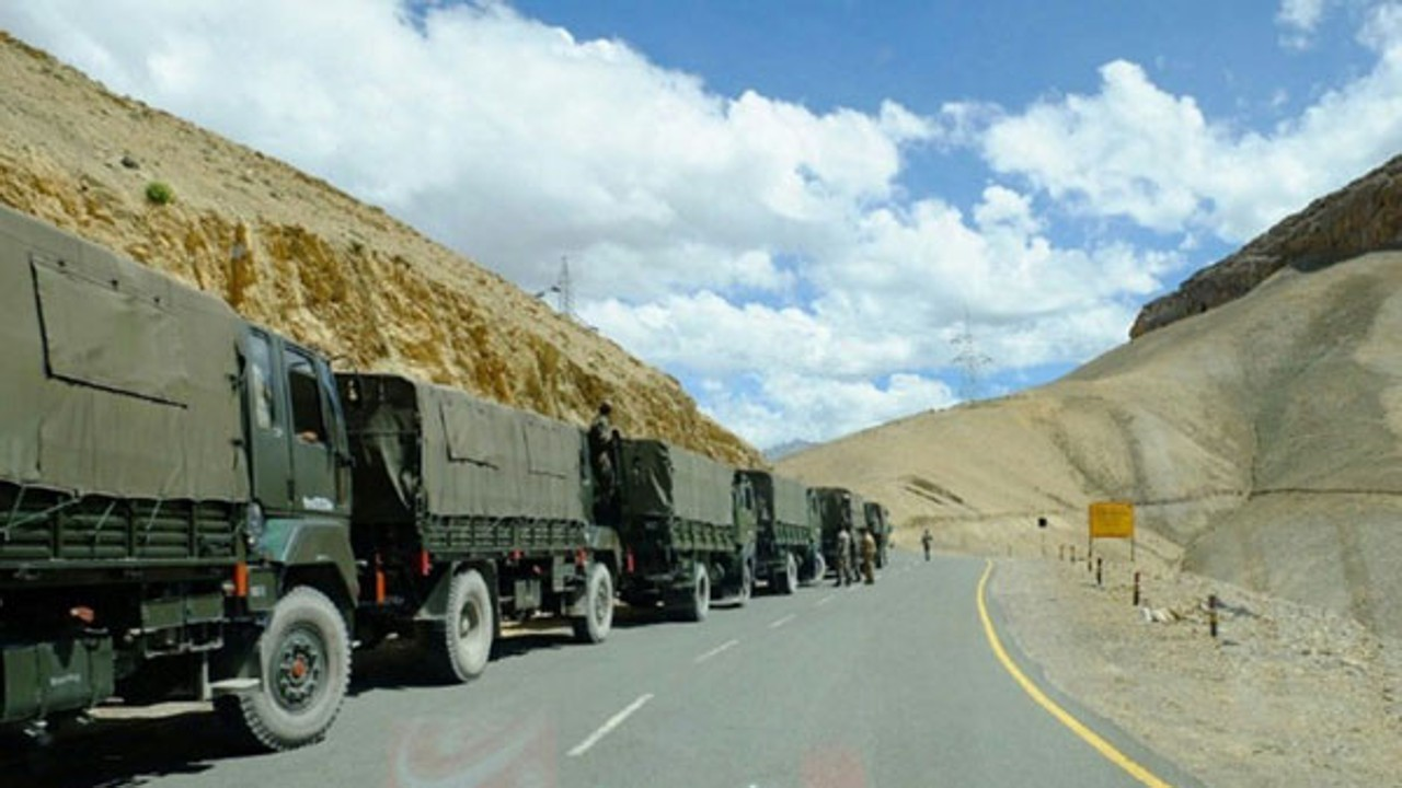 india china road construction proceeds fast