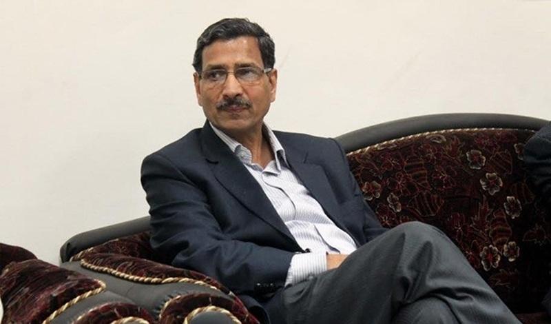 railway board chairman resigned