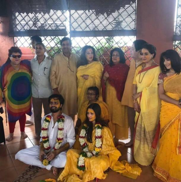 ananthabhadram fame riya sen got married