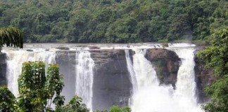 Athirappily water falls
