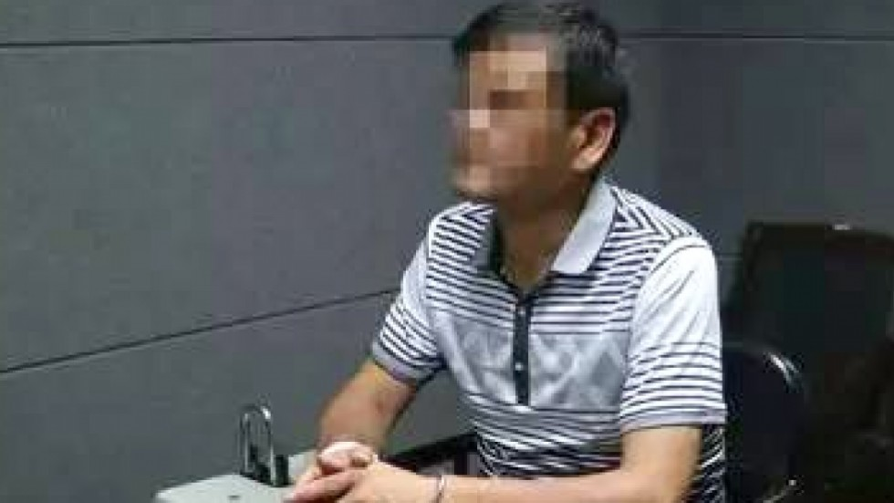 Chinese crime writer arrested
