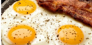 Egg yolk as bad as smoking