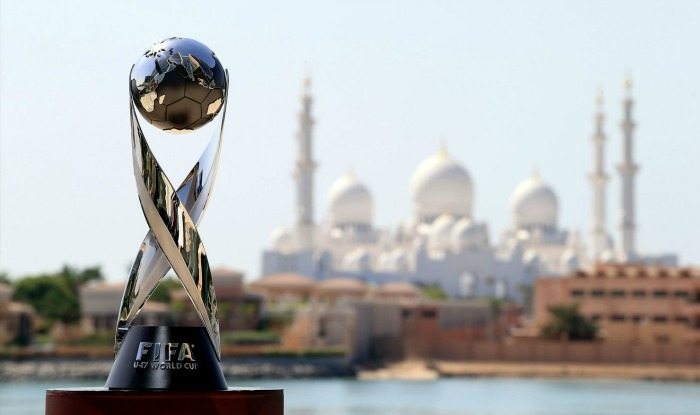 FIFA under 17 world cup trophy tour begins today FIFA under 17 inauguration cancelled