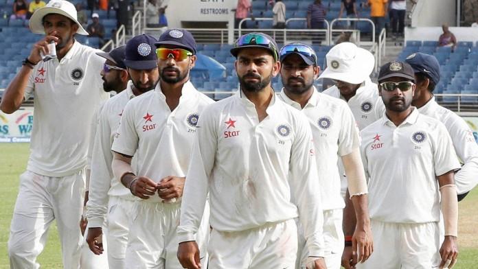 India Srilanka third test India chose to bat