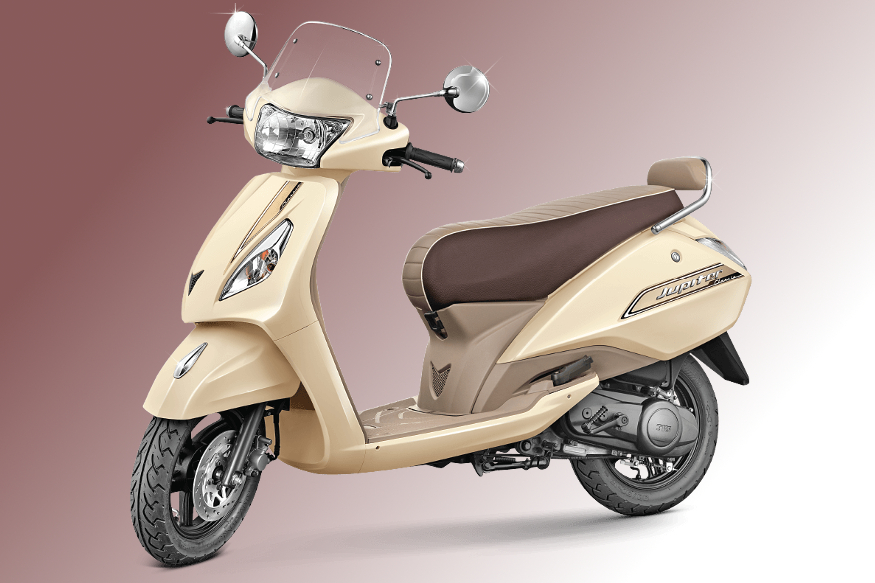 TVS jupiter classic launched india