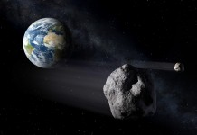 This Absolutely Ginormous Asteroid