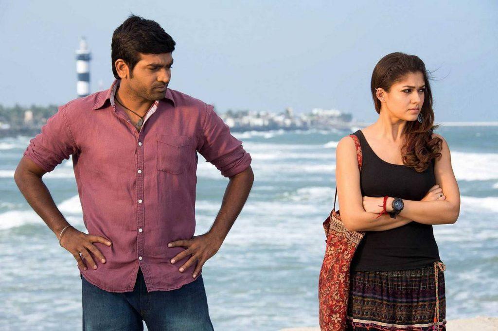 vijay sethupathi wont act in nayantara film