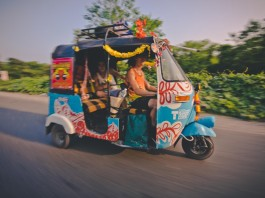 rickshaw run kochi to jaisalmer 2017