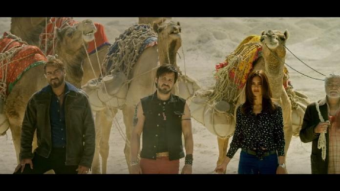 badshaho trailer