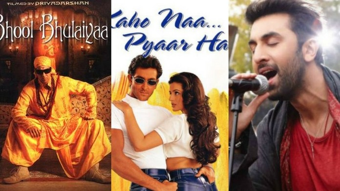 bollywood film songs copied