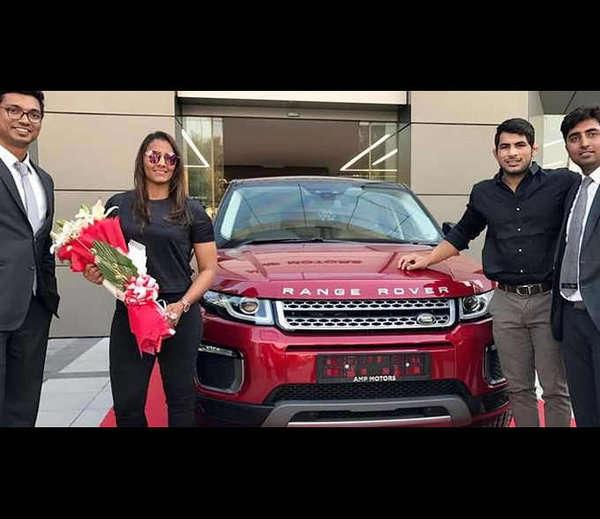 geeta phagot bought new car