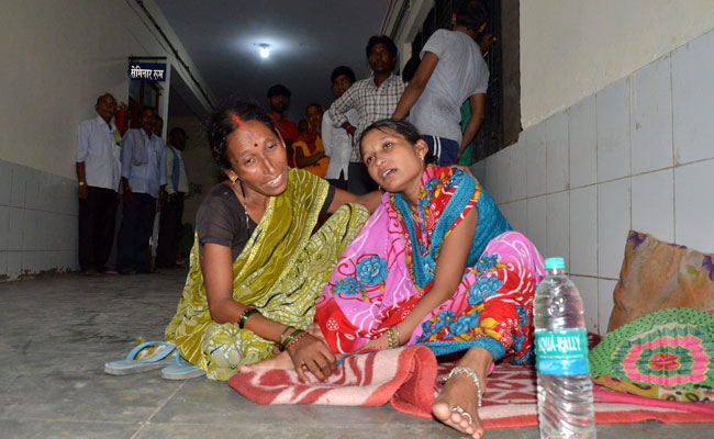 gorakhpur children death medical college principal suspended
