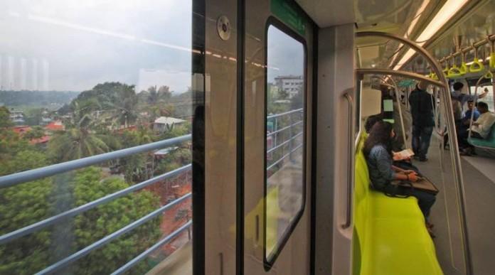 wifi in kochi metro