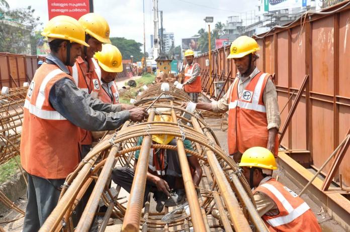 kochi metro workers strike