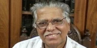 MK Damodaran passed away