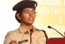 action against six police officials including r nishanthini