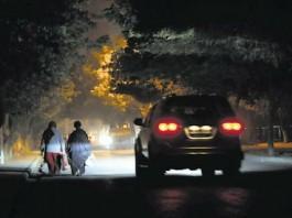 rape at moving car