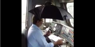 train. driver