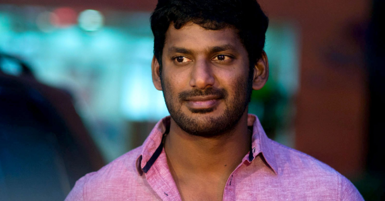 tamil actor vishal death threat