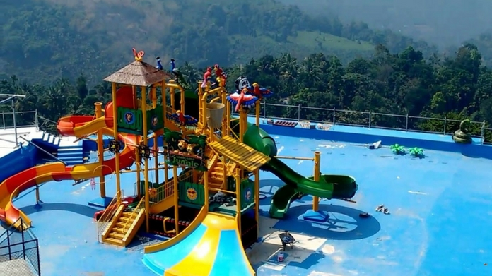 water theme park
