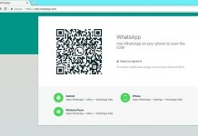 whatsapp status available in web