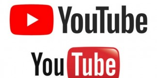 youtube new feature and logo