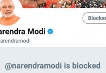 block modi hashtag goes viral in twitter