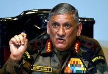 tomb awaits for pak infiltrators says bipin rawat
