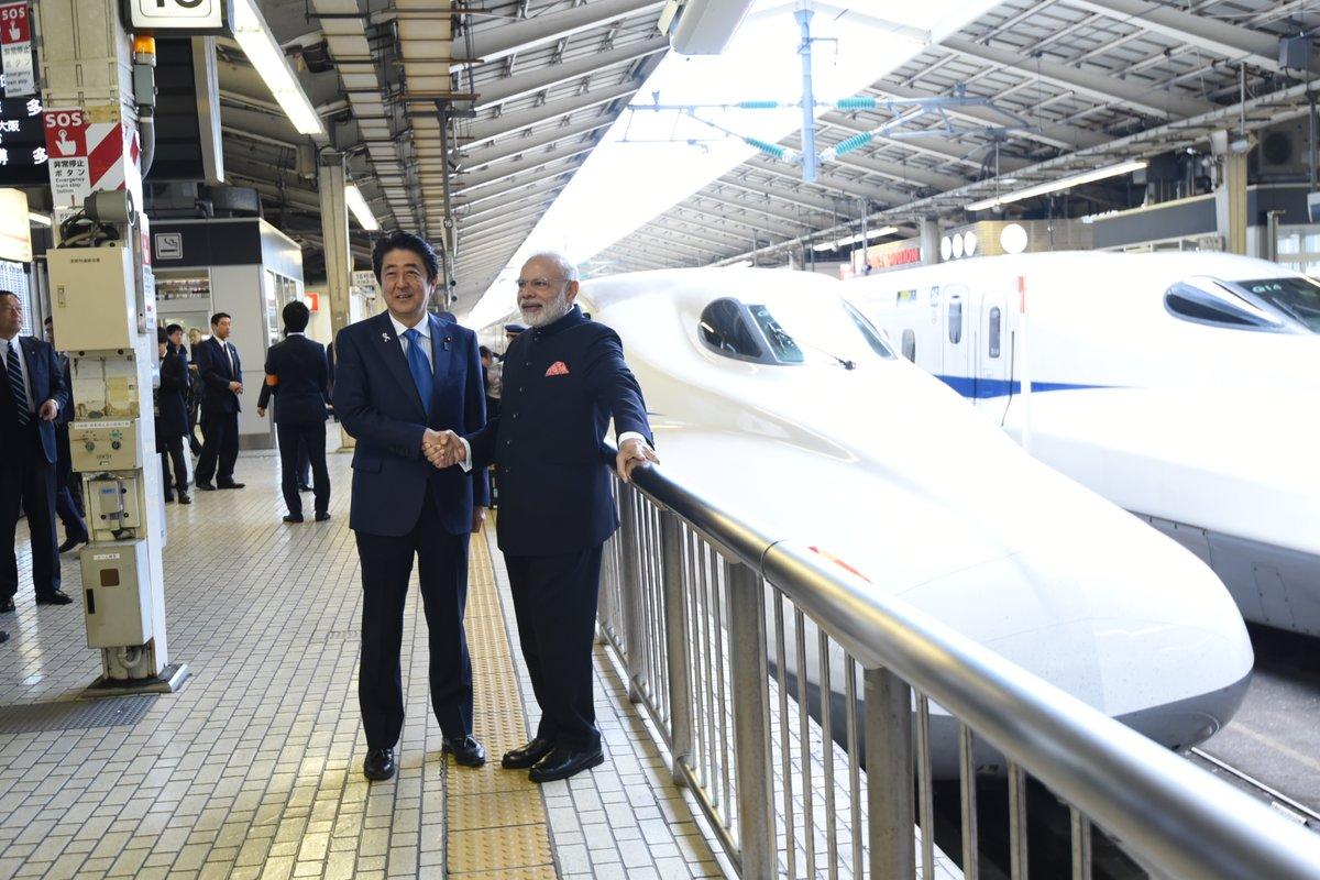 indias first bullet train tomorrow