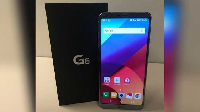 LG G6 price decreased by 9000