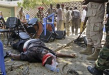 somalia suicide bombing 4 killed