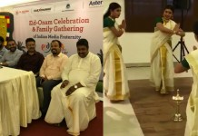 dubai indian fraternity celebrates onam eid