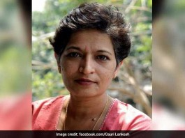 ministry of home affairs sought report on gauri lankesh murder gauri lankesh murder 10 lakhs for those giving information on murderers