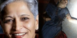 gauri lankesh murder case crucial hint got from phone says police gauri lankesh killer photo