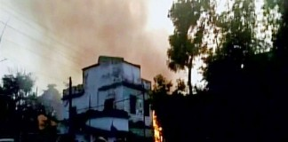 Jharkhand illegal fire factory 8 killed
