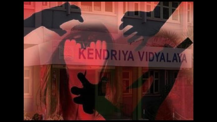 kendriya vidyalaya six year old raped