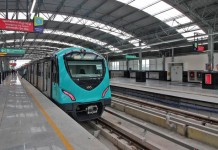 kochi metro palarivattom to maharajas inaguration on oct 3 kochi metro second phase AFD team to visit today
