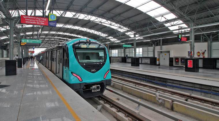 kochi metro palarivattom to maharajas inaguration on oct 3 kochi metro second phase AFD team to visit today kochi metro suffering 6.6 crore loss per month