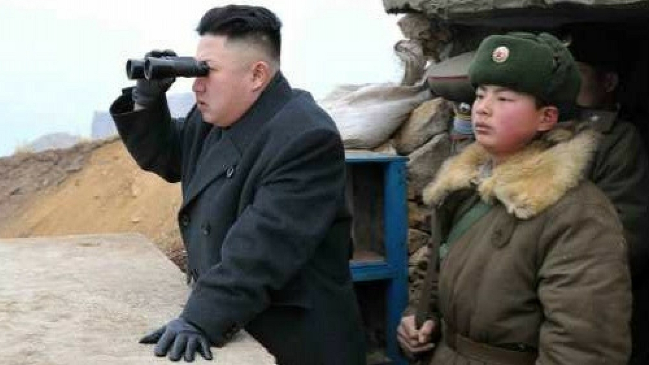 north korea (1) america interested in war says north korea nuclear war can break out at any time says north korea