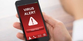 virus looting money through mobile grips india
